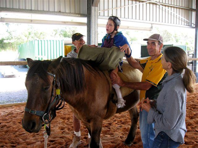 Equestrian Therapy for Children with Disabilities - Equestrian Therapy